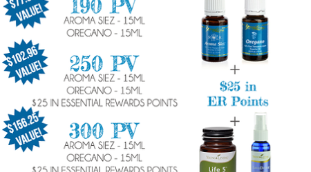 Young Living May Promotion