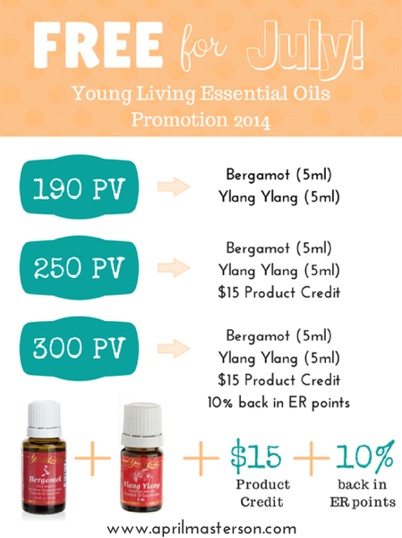 Young Living Promotion