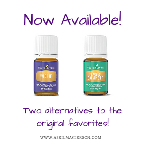 Valor Ii And Peace Amp Calming Ii Are Now Available April
