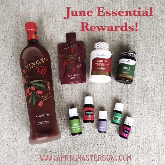 Essential Rewards June 2015