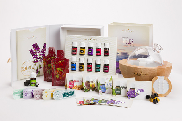 New Young Living Diffuser ~ Young living premium starter kits are available april