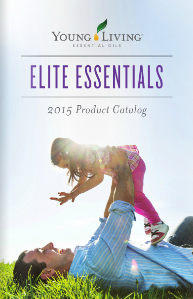 Elite Essentials 2015 Product Catalog