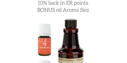Young Living July 2015 Promotion