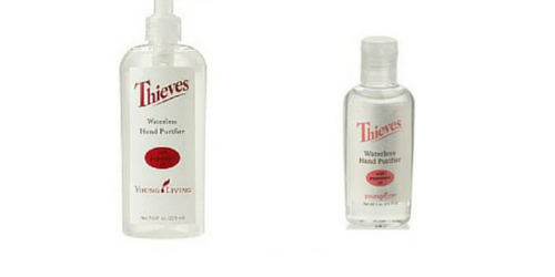 Thieves Hand Purifier 2 Sizes