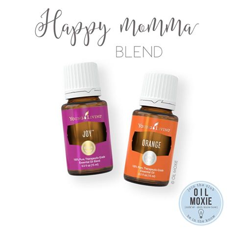 Happy Momma Blend Oil Recipe