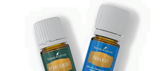 Essential oils for post-workout