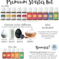 Premium Starter Kit with Vitality essential oils