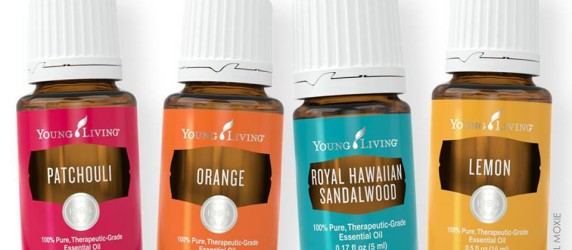 Essential oils for harmony