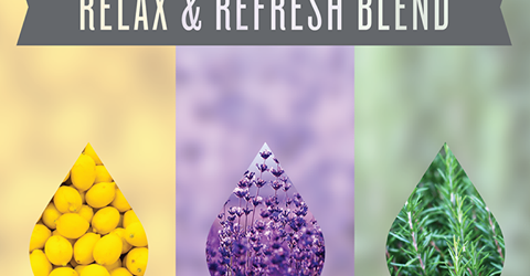 Essential Oil Diffuser Recipe