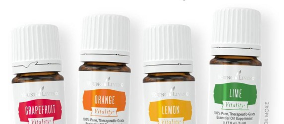 Essential Oils added to drinks