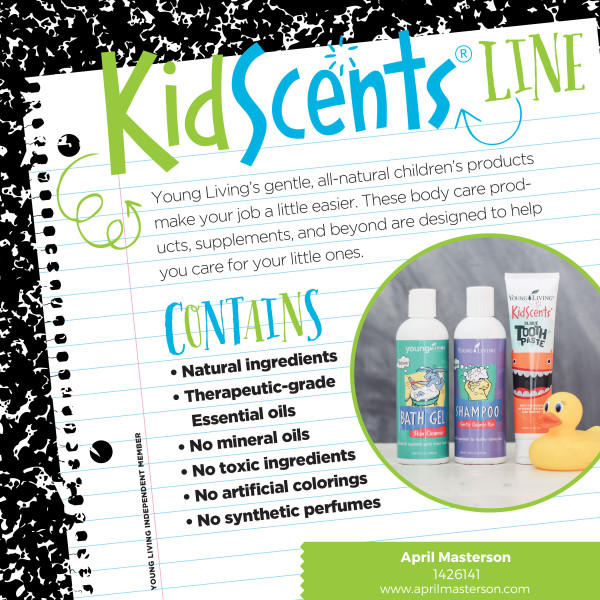 Young Living KidScents