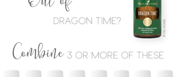Oils to use instead of Dragon Time