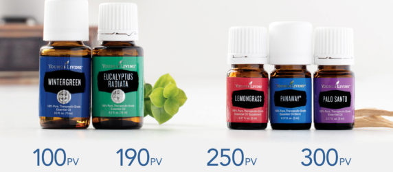 Free in February 2017 from Young Living