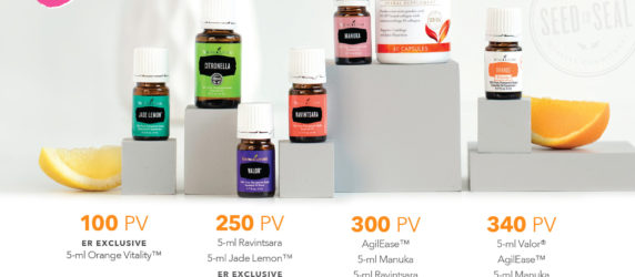 May 2017 Young Living Promotion