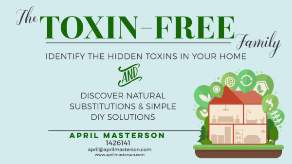 Toxin Free Home Tips