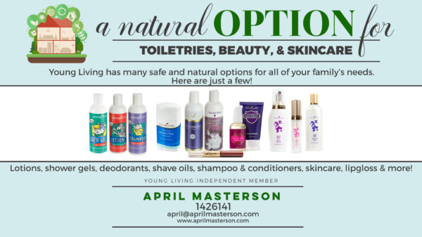 Art Line Young Living : April masterson stories of living well