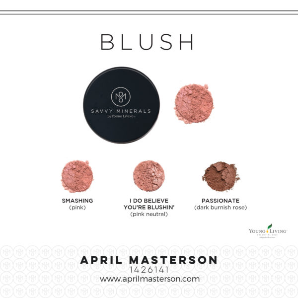 Savvy Blush from Young Living