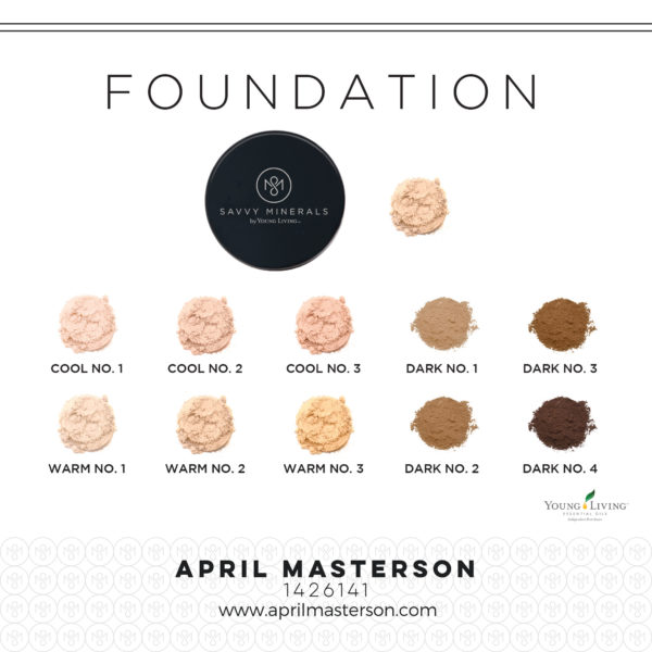Savvy Mineral Foundation