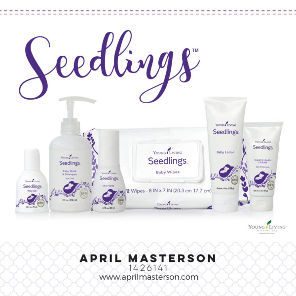 Young Living Seedlings Baby Line