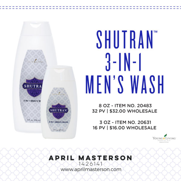 Young Living Shutran Wash