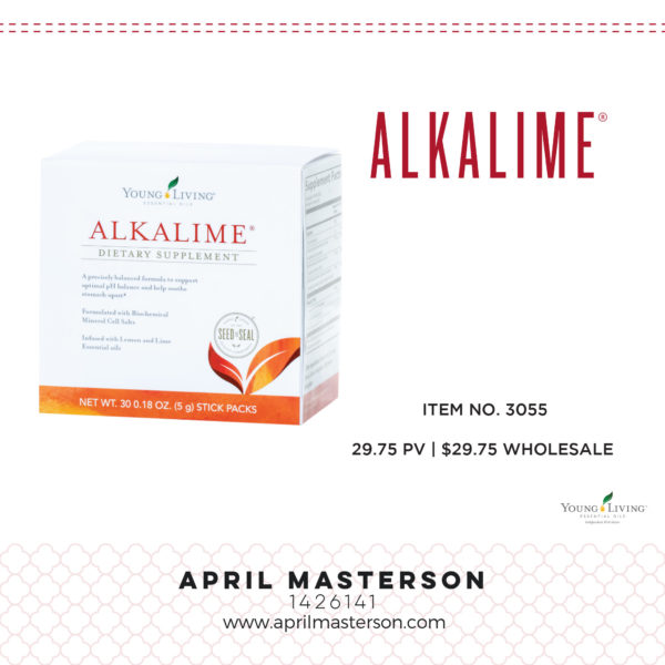Alkalime Packets