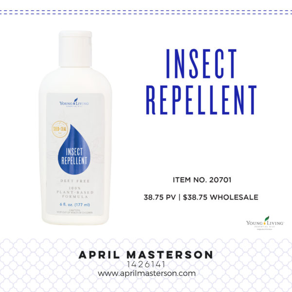 Young Living Insect Repellent