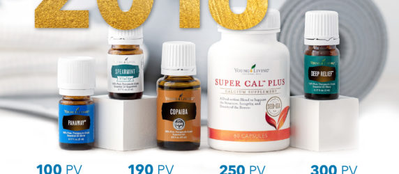 January 2018 Young Living Promotion