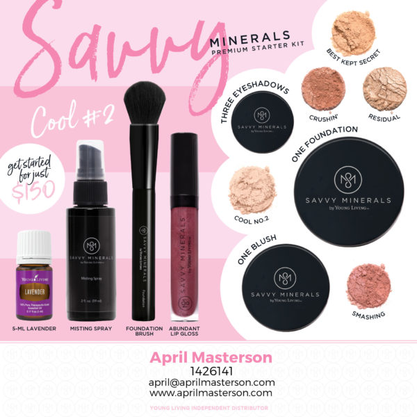 Savvy Minerals Cool 2