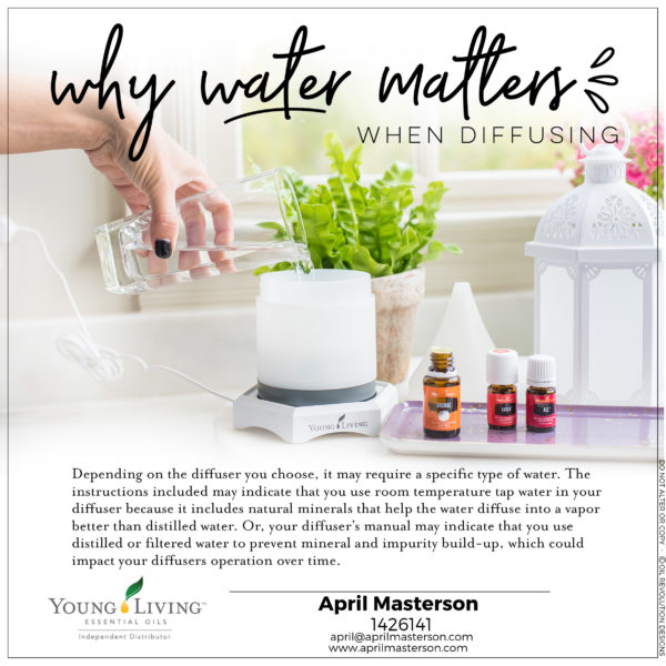 Young Living Essential Oils April Masterson